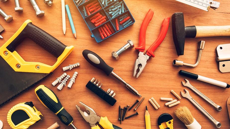 Ferramentas que são essenciais em sua casa