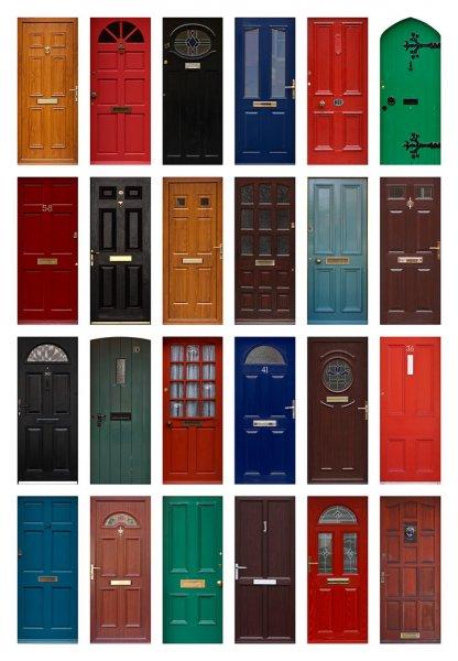 Qual escolher: Portas de Vidro, alumínio ou madeira?